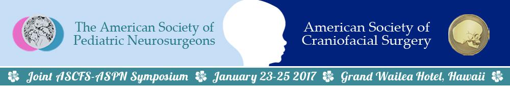 American Society of Craniofacial Surgeons