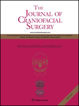 Journal of Craniofacial Surgery